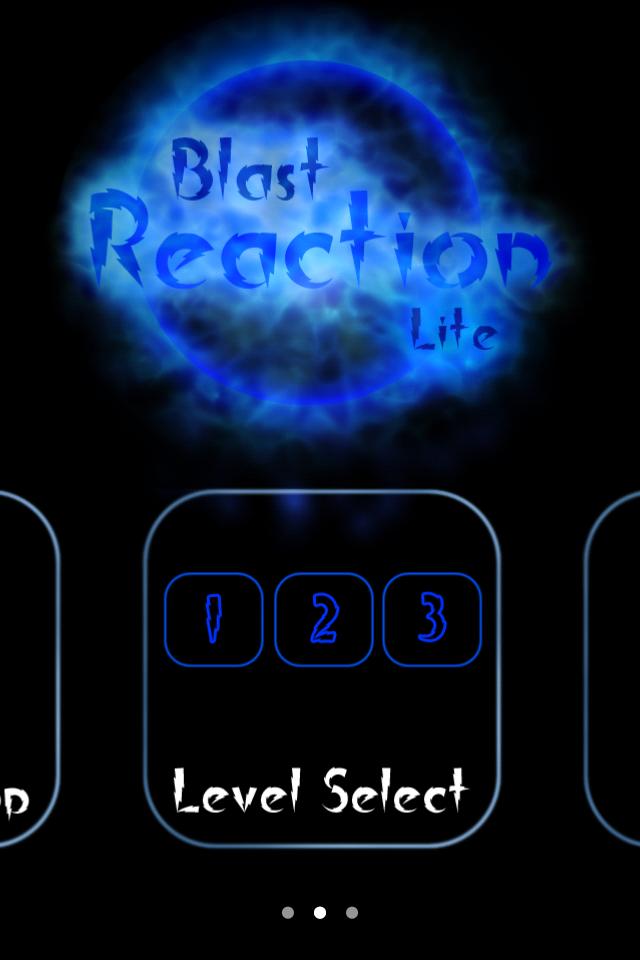 Screenshot Blast Reaction Lite