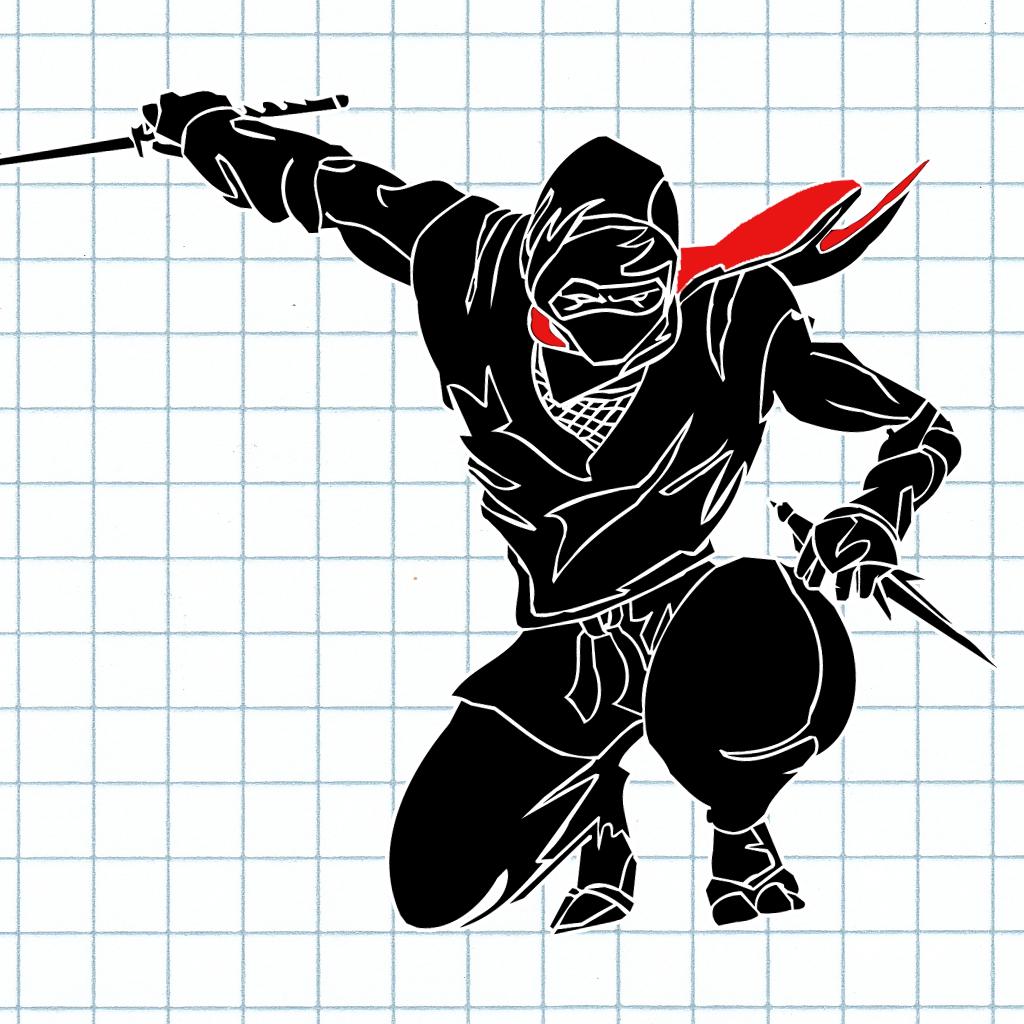 Beware The Ninja Attack!